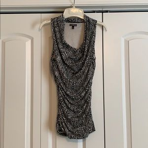 Express. Size small formal, sleeveless top.